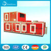Multi - Functional Industrial HVAC Modular Air Handling Unit 10000m3 / H Industrial Air Conditioner Ahu