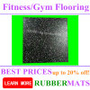 Sports Fitness Commercial Durable Waterproof Rubber Gym Mats