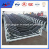 Conveyor Impact Rubber Roller for Heavy Loading