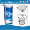 China Supplier Twister Tower Counter Promotion Table (LT-07A)