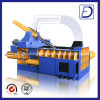 Mixed Light Scrap Metal Steel Copper Baler Recycling Machine