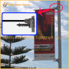 Metal Street Pole Advertising Poster Mechanism (BS-BS-029)