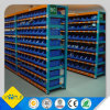 Adjustable Steel Shelving Rack with Powder Coating
