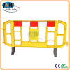 Durable Plastic Safety Road Barrier with 3 Years Quality Guarantee