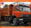 Heavy Duty 40ton 50ton 8X4 Dump Truck Dongfeng Tipper Truck with Cummins Engine