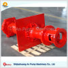 Abrasive Corrosion Vertical Sump Slurry Pump with Agitator