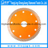 Fast Cutting Stone Diamond Saw Blade with Segment