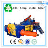 Y81 Hydraulic Metal Block Making Machine Waste Car Baler