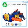 Y81 Hydraulic Metal Block Making Machine Waste Car Baler