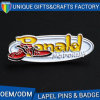 Custom Metal 3D Soft Enamel Badge