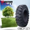 600-9 Pneumatic Forklift Solid Tyre, Solid Forkkift Tires 6.00-9