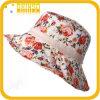 Floral Fashion Cotton Custom Bucket Hat (BH014SST)