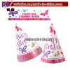 Happy Birthda Butterfly Party Hats (C1041B)