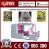 Four Color Non Woven Fabric Felxo Printing Machine