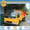9 Meters Jmc Double Cab Scissor High Lift Platform Working Truck