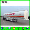 3 Axle 42000L Fuel Tank Semi Trailer with Truck