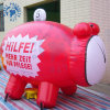 Inflatable Advertising Model 2m Red Pig Money Bank (PLAD32-001)