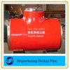 Alloy Steel P11 Reducer Tee B16.9