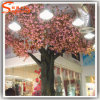 Indoor Decor Fiberglass Fake Artificial Cherry Blossom Trees