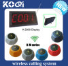 CE Approved 433.92MHz Electronic Bell System