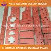 Chromium Carbide Overlay Wear Resistant Alloy Plate