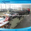 Heavy Duty Laminated Film Side Gusset / Folded Pouch Bags Making Machine Binhai Machinery