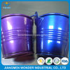 BPA-Free Clear Coat Chrome Blue Purple Epoxy Polyester Powder Paint