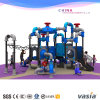 New Design Kids Cheap Plastic Outdoor Playground for Sale