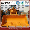 China Construction Machine 6 Ton Articulated Wheel Loader for Sale