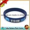 Colourful Printing Silicone Bracelet with Th-08