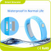 Lightweight Smart Silicone Sport Bracelet with Sleep Monitoring Functions