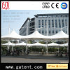 Steel Structure Moto Bike Shading Awning Tent