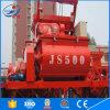 China Double Shaft Cheap Price Js Series Js500 Concrete Mixer Machine