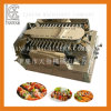 Automatic Gas Rolling Satay Grill Machine