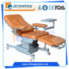 Hospital Equipment Patient Rest with Linak Motor Blood Donor Chair