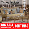American Classic Fabric Sofa for Living Room Antique Home Furniture Set