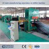 Frame Structure Rubber Conveyor Belt Hydraulic Press (1200*10000mm)