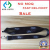 Wholesale China Factory Custom Solid Color Polyester/Nylon Lanyard