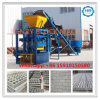 Qt4-24 Semi-Automatic Cement Concrete Hollow / Solid Block Making Machine High Profitable
