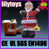 Christmas Inflatable Cartoon, Inflatabe Santa House