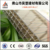 6mm PC Four-Wall Polycarbonate Hollow Sheet