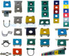 "High Quality Plastic Tube Clamps (40"")"