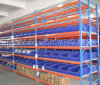 CE Certified Warehouse Storage Medium Duty Long Span Shelving