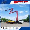 28m Work Range Concrete Pump Truck Boom Pump