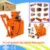 Hydraulic Clay Interlocking Brick Making Machine