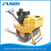 Factory Price Single Drum Self-Propelled Vibratory Road Roller (FYL-700C)