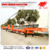 80t Capacity 3 Axles Low Bed Trailer with BPW Axles