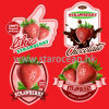 Customized Waterproof Fruit Self Adhesive Labels
