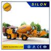 Hot Sale Silon 1.2cbm Concrete Cement Mixer Truck for Sale