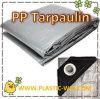 Waterproof PP Tarpaulin with Reinforced Corners